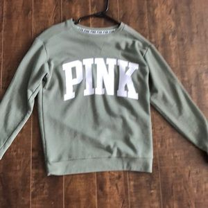 PINK sweater size xs